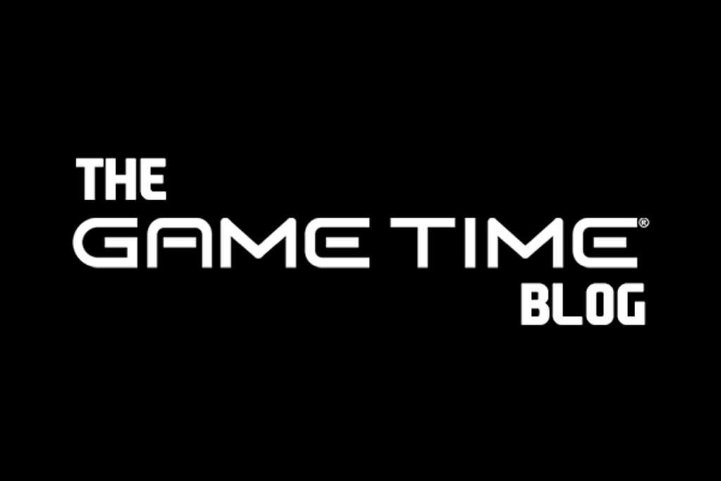 Welcome to the Game Time Blog!