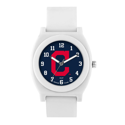 FAN WHITE SERIES CLEVELAND INDIANS