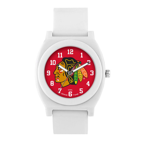 FAN WHITE SERIES CHICAGO BLACKHAWKS
