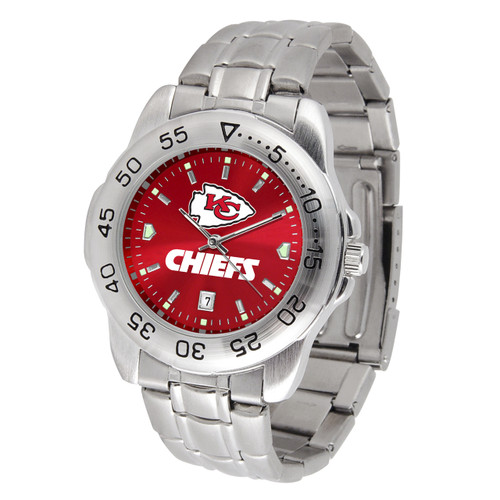 KANSAS CITY CHIEFS SPORT STEEL SERIES