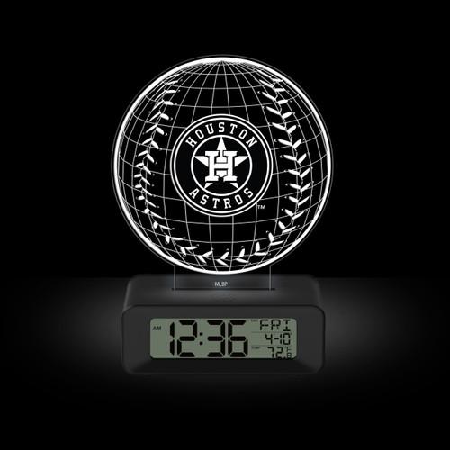 LED DESK CLOCK HOUSTON ASTROS