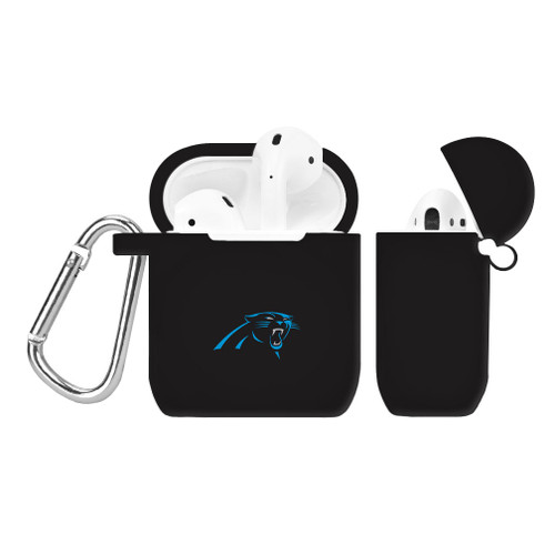 Carolina Panthers Silicone AirPods Case Cover