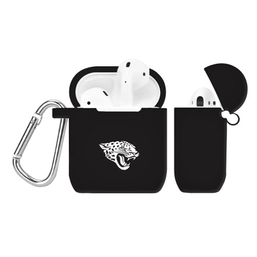 Jacksonville Jaguars Silicone AirPods Case Cover