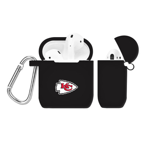 Kansas City Chiefs Silicone AirPods Case Cover