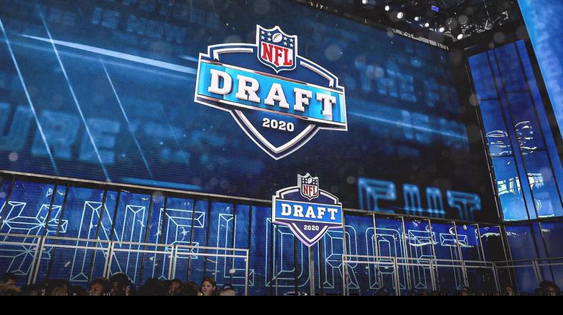2020 NFL DRAFT GOES VIRTUAL