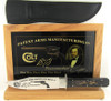 Canal Street Cutlery Co. Colt 1873 Peacemaker Commemorative Bowie Knife CT1873
