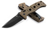Benchmade Sibert Adamas Auto Axis Lock Tan Black Blade 2750BKSN