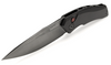 Kershaw Launch 1 Auto Black Handle BlackWash Blade 7100BW