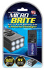 Bell & Howell LED Micro Brite 9 Volt Battery Flashlight 9702MN