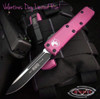 Microtech UTX-85 S/E Pink Black Standard 231-1PK