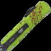 Microtech Ultratech Bayonet Contoured Zombie Tech Black Standard 120-1Z