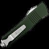 Microtech Combat Troodon D/E OD Green Satin Standard 142-4OD