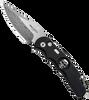 Pro-Tech TR-5.70-DM Auto Skull Black Handle Damascus Blade Limited Edition