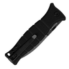 Kershaw XCOM Liner Lock Black GFN Handle Black Blade 3425