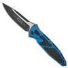 Microtech Socom Elite Auto S/E Blue Black Standard 160A-1BL