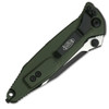 Microtech Socom Elite Manual S/E OD Green Black Standard 160-1OD