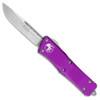 Microtech Troodon S/E Violet Satin Standard 139-4VI