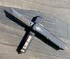 Microtech UTX-70 Hellhound T/E Black Bronzed Standard 419-13