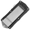Microtech-157-10-Exocet-DE-Black-Stonewash-Standard-Cali-Legal-OTF-Money-Clip-OS