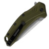 Kershaw Link Assisted Liner Lock Olive Green Handle Stonewash CPM-20CV Blade 1776OLSW