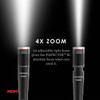 Nebo Inspector RC Rechargeable LED Penlight Flashlight Black 6810
