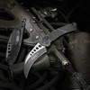 Microtech Hawk Auto Black Tactical Standard 166-1T