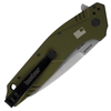 Kershaw Dividend Assisted Liner Lock Olive Green Handle Composite N690 CPM-D2 Blade 1812OLCB