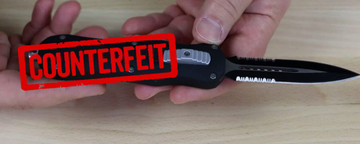 Counterfeit Knives