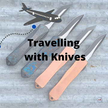 Traveling with Knives