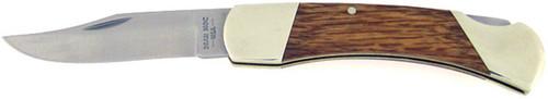 Bear & Son Cutlery Lock Back Hardwood 205