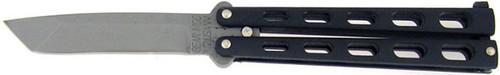 Bear & Son Cutlery Butterfly Armour Piercing Black 114AB