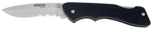 Boker Clip Lock Back Black 110560