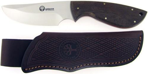 Boker Arbolito Corzo Skinner Ebony Wood 02BA537
