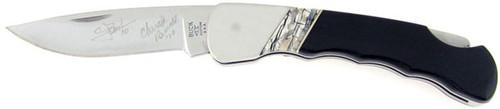 Buck 500 Duke Lock Back Buffalo Horn w/ Mammoth Tooth Limited Edition