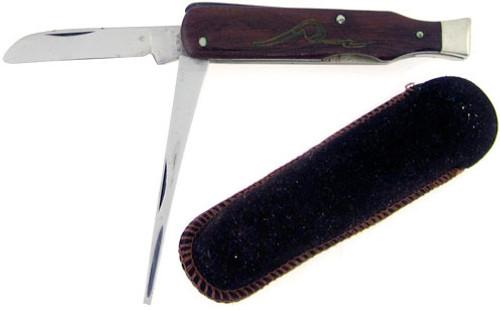 Camillus Pipe Knife Wood  212
