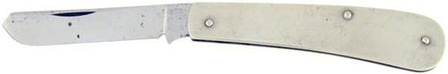 Hibbard Spencer Bartlett & Co. Antique Spey Slip Joint Nickel Silver