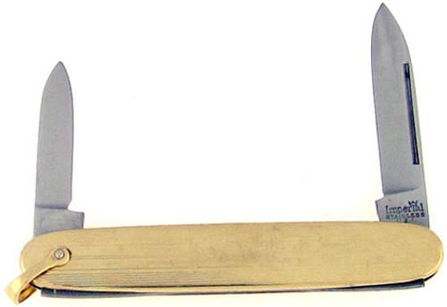 Imperial Gent's Pen Knife Brass