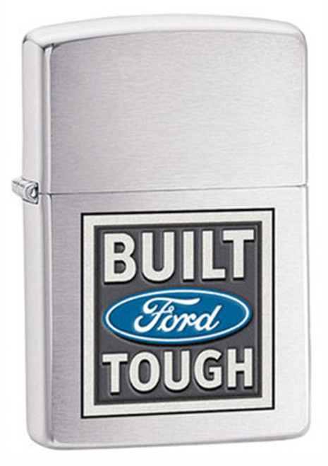 Zippo Lighter Built Ford Tough 28259