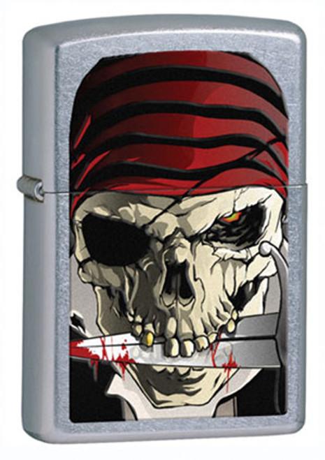 Zippo Lighter Pirate Col 28278