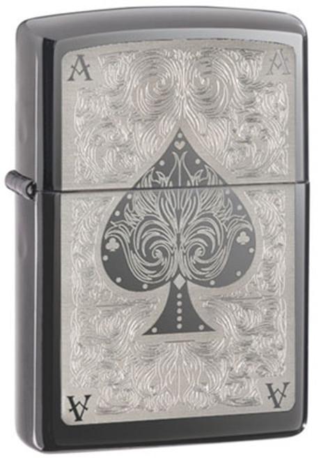 Zippo Lighter Ace Filigree 28323