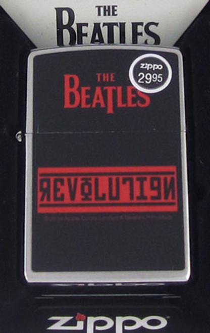 Zippo Lighter The Beatles Revolution 24832