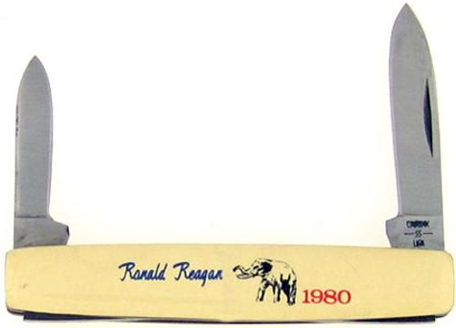Case XX Ronald Reagan Pen Knife