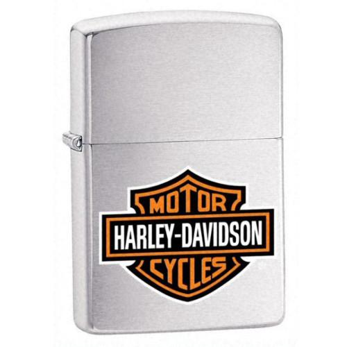Zippo Harley Davidson Lighter H-D Logo 200HD