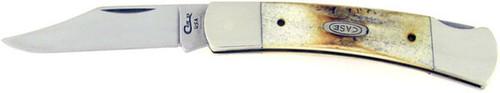 Case XX Lock Back Medium Stag 51405L