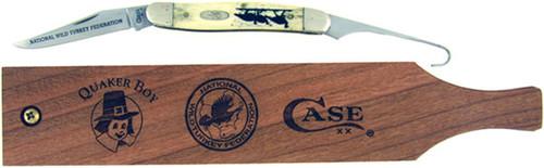 Case XX National Wild Turkey Federation Edition Bird Knife 08915