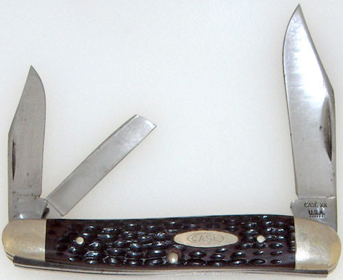 Case XX Split Back Whittler 1974SBW