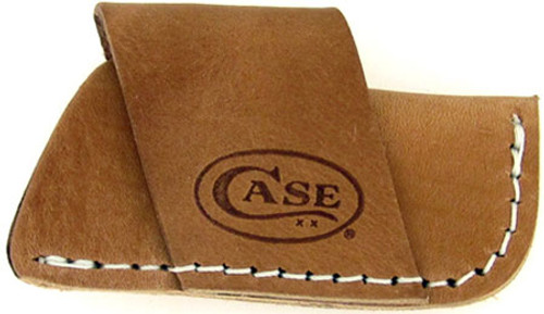 Case XX Side Draw Leather Belt Sheath 50148
