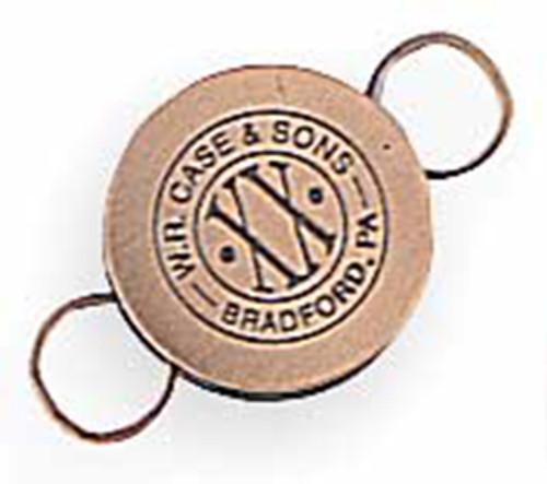 Case XX Key Ring Antique Copper 1035