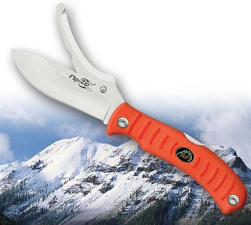 Outdoor Edge Flip n' Zip Double Blade Blaze FZB-20