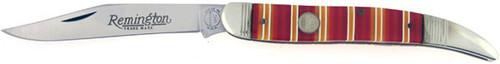 Remington U.M.C. Bullet Fisherman Toothpick Striped Celluloid 1615
